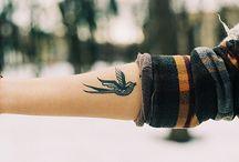 Tattoos! / by Elise Richard