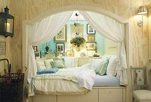 Bedroom Loves / by Bre Boren