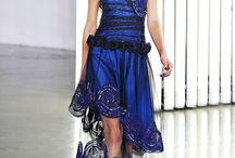 Who's Afraid of Color in 2012? / NYC Fashion Week / by Julie Pishny