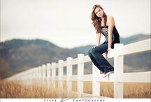 Senior picture ideas / by Bre Pierce