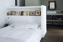 bedroom. / by Laura Kick