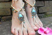 Barefoot Sandals / by Wiljo Smit