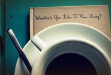 cafe & coffee / by lulu beauty in simplicity