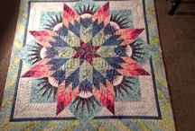 Quilts - My Custom Quilting / by Karen Thompson