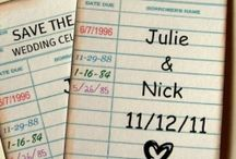 Save The Date Card Ideas / by Boulder Country Club Weddings