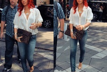 Fashion - Celeb Style / by Lisa Fulford