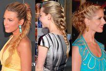 Hairstyle / by Magali Pantoja Carmona
