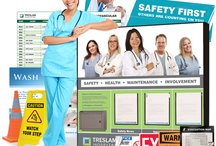 Healthcare / by Accuform Signs