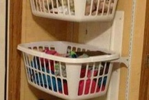 Laundry Room (hampers) / by Maritza Giles-Lopez