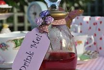 PARTY!: Alice Mad Tea / by Cynthia Gonzales
