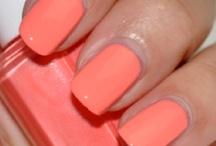 Nail Polish / by Tracy Cole