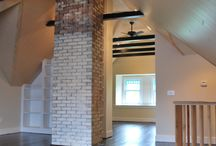 attic spaces / by blake humphrey