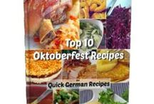 German Cookbooks in English / Want to cook something German but can't read German. Here are some fab cookbooks written in English ... so you can enjoy your German cuisine :) / by Quick German Recipes
