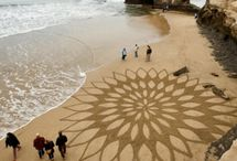 Circles in the Sand / by Heather Hart