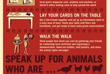 Action for Animals - Graphic / by Ana Velez