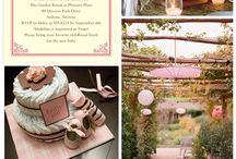 Baby Shower ideas / by Sue Myers Brune