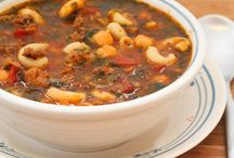 Recipes: Soups and Stews / by Linda Bolt