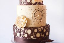 Wedding Cake Ideas / by Byrna Luyben-Cronk