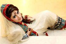 Indian & Pakistani Attire / by Fa Az