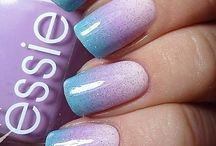 NAILS / Nail obsession  / by Becky Rich-Thompson