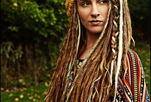 Dreads. It's the hippie life for me! / by Chenoa Baird