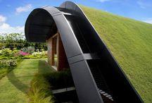 La Casa Sustentable en el Mundo. / Fotos de proyectos, tecnologías y productos sustentables aplicados a la construcción en el mundo. / by La Casa G