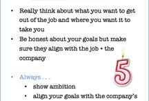Goal setting  / by Mayra Cervantes