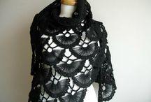 tejido / tejido o encaje de brujas / by viviana hernandez