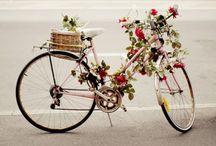 BIKES / Bikes for garden / by Jackie Key Weaver