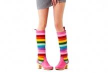 lisa loves BOOTS / by Lisa Loves Rainbows