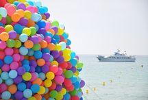 Balloons-The simple life / by Amanda Fuggiti
