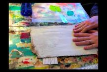 Art Journal / scrapbook and Tags / by Eli De Caires