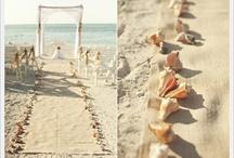 beach weddings / by Sara Skinner Scarlet Plan & Design