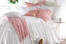 Bedrooms / by Sherry Archibald