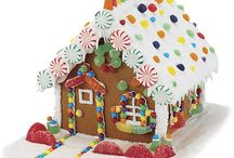 Gingerbread houses / by Julie Marney