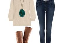 Fashion I Adore / by Sarah Davis