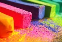 Color Me Happy / by Melissa Soebbing