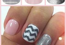 Jamberry nails! / by Jessika Smith