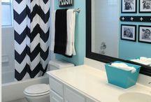 Bathroom ideas / by Sabrina Wyatt