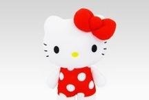 Hello Kitty / by Rebecca Tinsley
