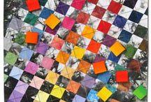 Grids in Art / by Gurli Gregersen