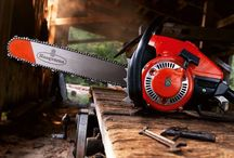 Chainsaw History / by Husqvarna USA