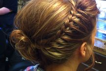 Fun Hair Ideas / by Amanda Boyer