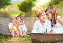 Picnic Themed family shoot / by Jennifer Schell
