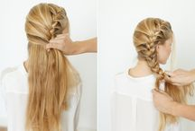 Long hair inspiration / by Pretty Vanilla