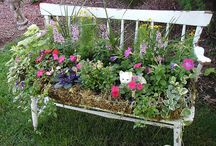 Favorite Outdoor-Garden  / by Tina Beaumont Buckner