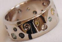 Ring Ideas / by Amanda Wright