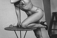 Beautiful Bettie Page / Everything Bettie Page. The original pin up.  / by Amanda (Dye) Ketchum