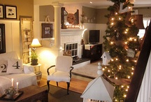 Living Rooms / by Red Hen Home