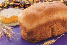 FOOD - Bread / Quick breads, yeast breads, flatbreads, etc.   / by Deirdre Long